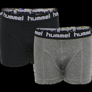 Bilde av Hummel Boxers 2-pack, Black