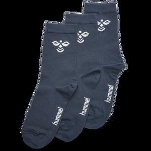 Bilde av Hummel Sutton 3-pack Socks, Blue Nights