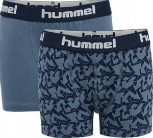 Bilde av Hummel Noland Boxers 2-pack, China Blue